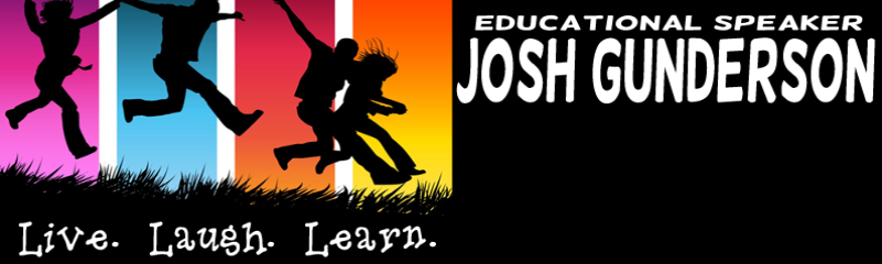 Josh Gunderson, Educational Speaker, Internet Safety